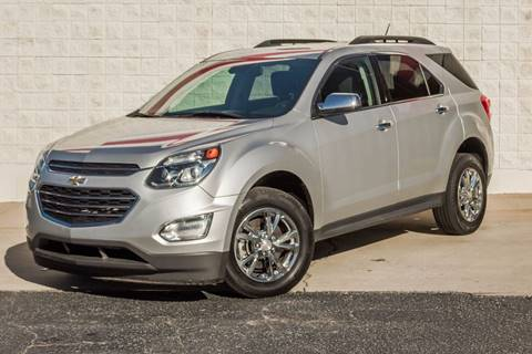 2016 Chevrolet Equinox for sale in Newberry, SC