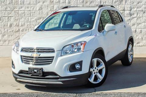 2016 Chevrolet Trax for sale in Newberry, SC