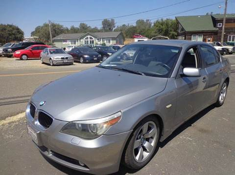2004 BMW 5 Series for sale in Shingle Springs, CA