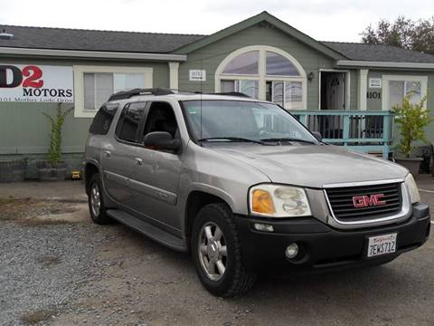 2003 gmc envoy for sale carsforsale 2003 gmc envoy xl for sale in shingle springs ca sciox Choice Image