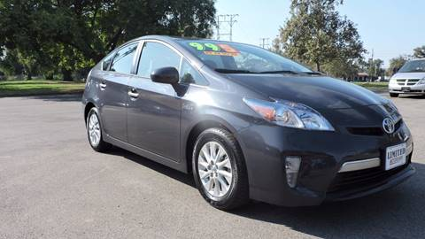 2014 Toyota Prius Plug-in Hybrid for sale in Mission Hills, CA