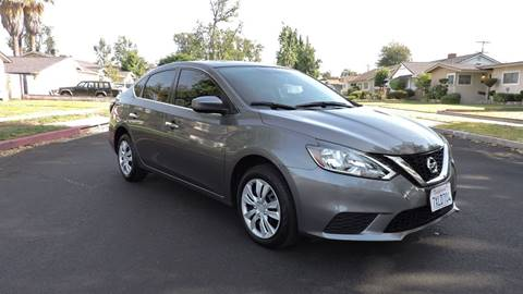 2017 Nissan Sentra for sale in Mission Hills, CA