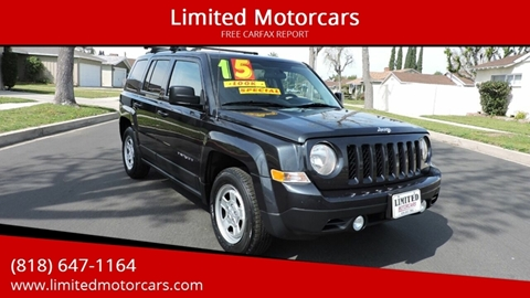 2015 Jeep Patriot for sale in Mission Hills, CA