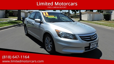 2011 Honda Accord for sale in Mission Hills, CA
