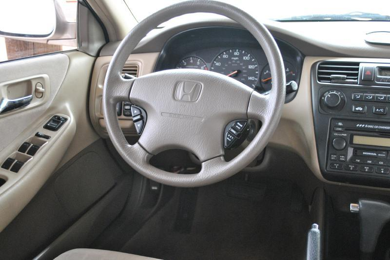 2002 Honda Accord EX 4dr Sedan - Queen Creek AZ