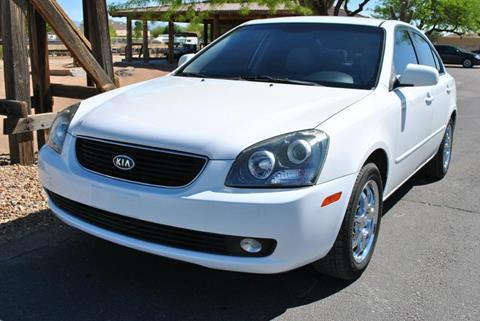 2008 Kia Optima for sale in Queen Creek, AZ