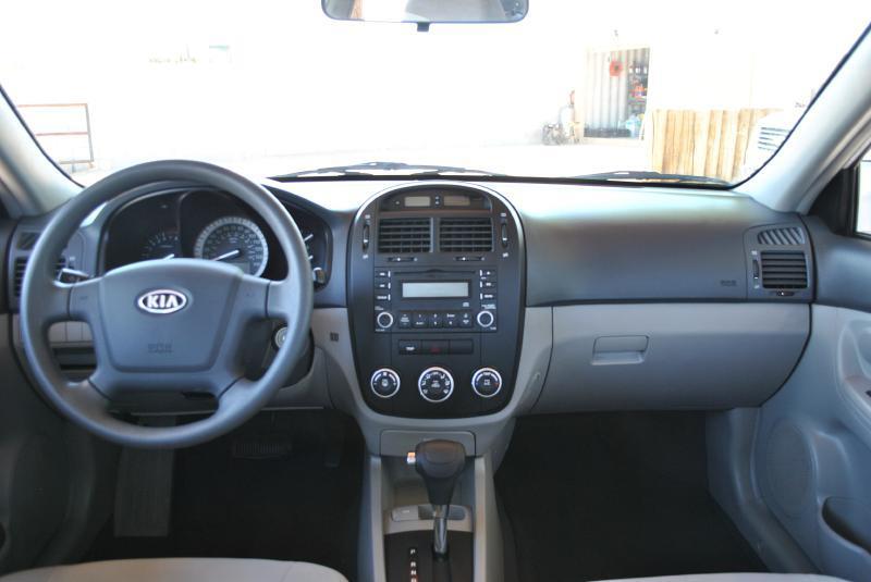 2007 Kia Spectra EX 4dr Sedan (2L I4 4A) - Queen Creek AZ