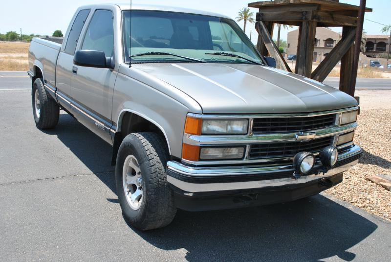 1998 Chevrolet C/K 1500 Series K1500 - Queen Creek AZ