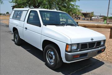 1993 Nissan Truck