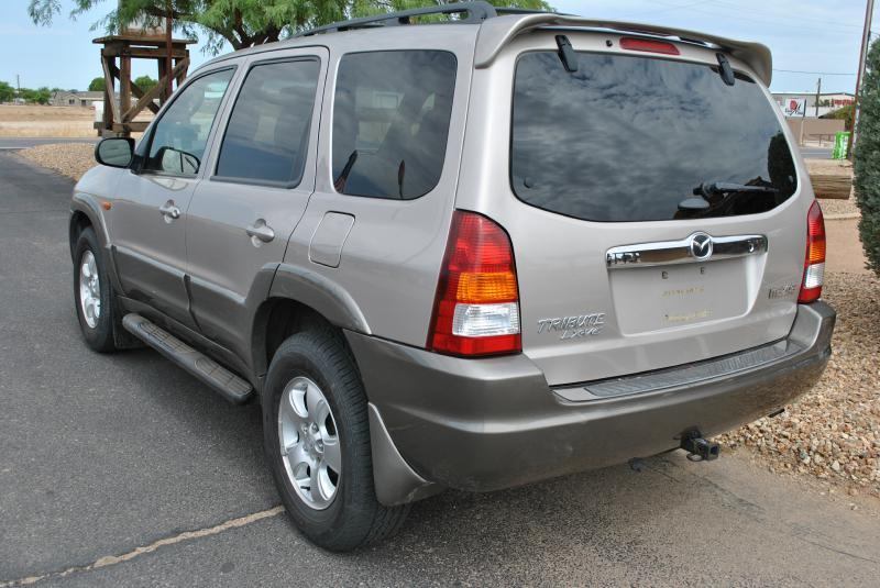 2002 Mazda Tribute LX-V6 4WD 4dr SUV - Queen Creek AZ