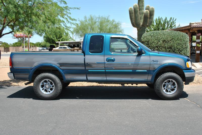 2001 Ford F-150 XLT - Queen Creek AZ