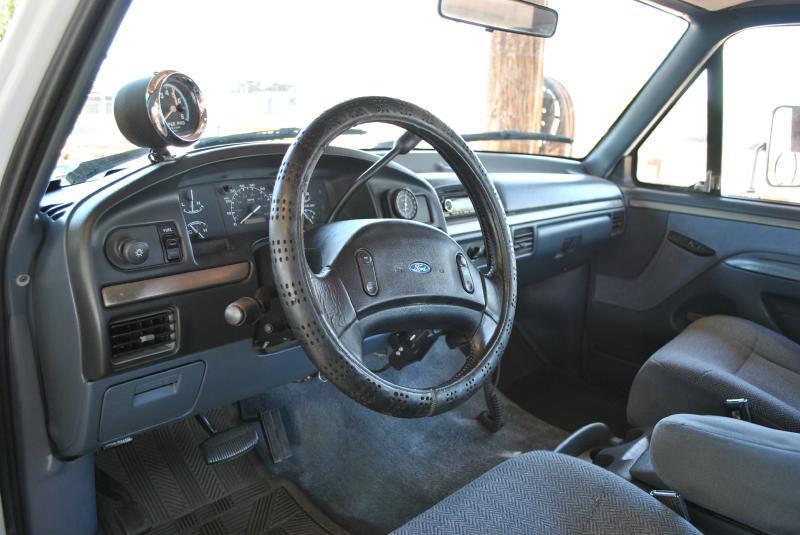 1993 Ford F-350 2dr XLT Extended Cab LB - Queen Creek AZ