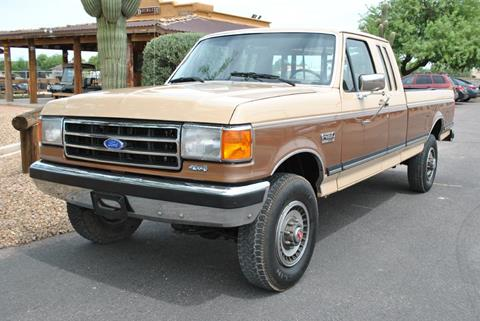 1990 Ford F-250 for sale in Queen Creek, AZ