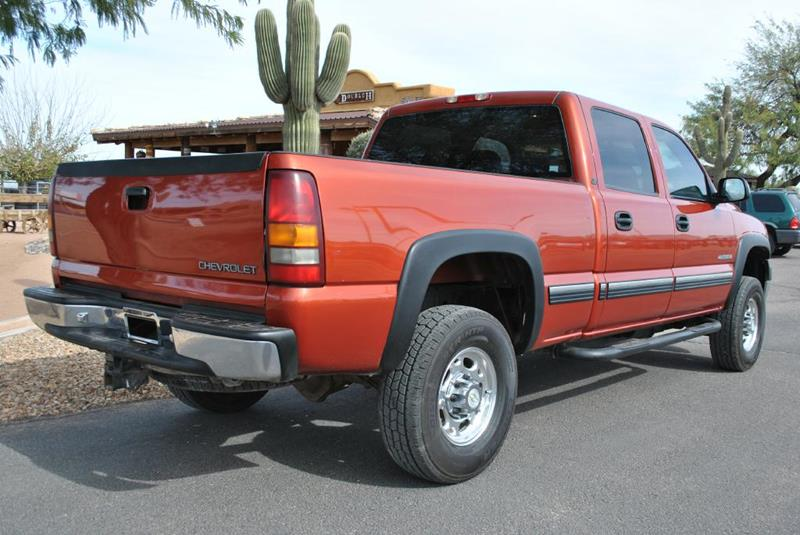 Silverado 2500HD for sale in Queen Creek AZ