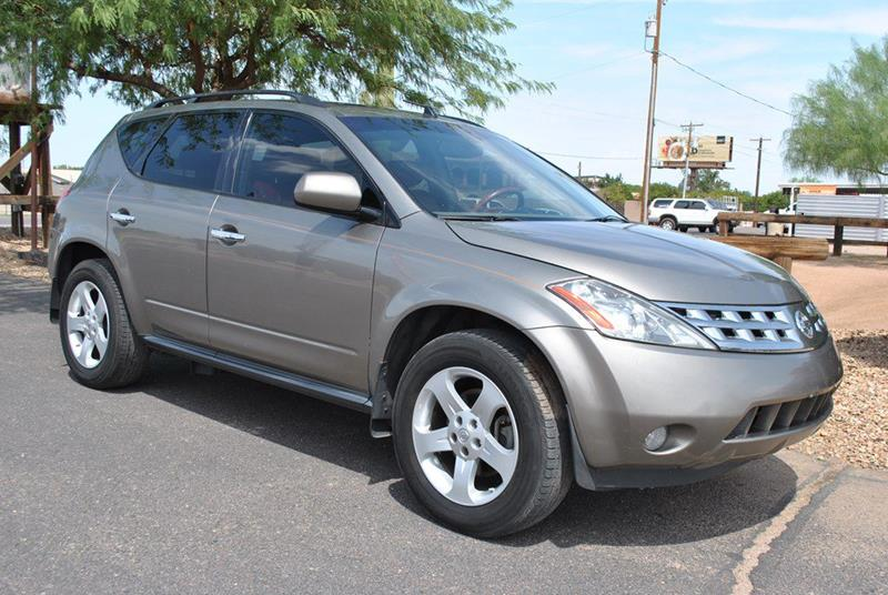 2003 Nissan Murano SL 4dr SUV   Queen Creek AZ