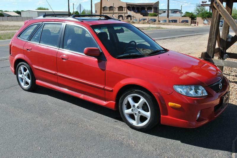 2002 Mazda Protege5 4dr Wagon - Queen Creek AZ