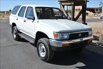 1995 Toyota 4Runner for sale in Queen Creek, AZ
