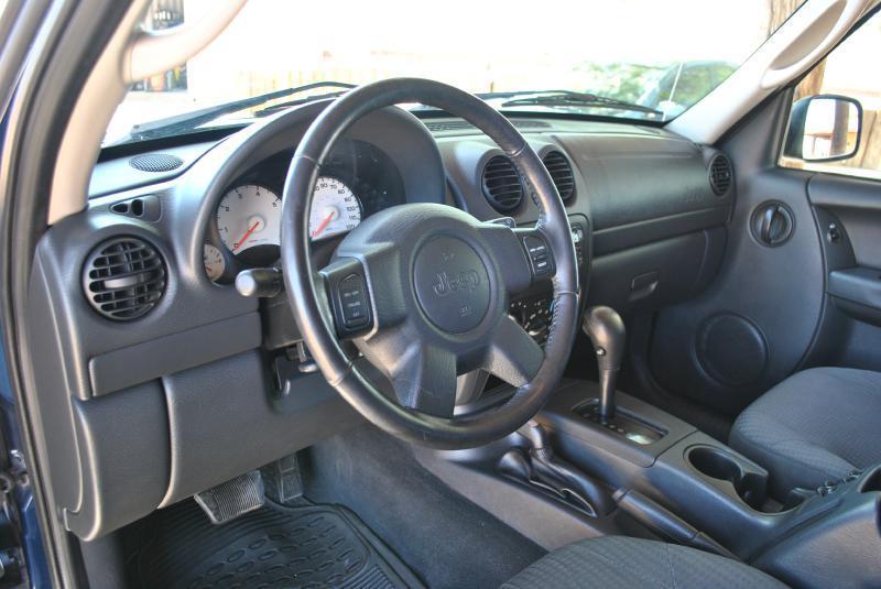 2003 Jeep Liberty 4dr Sport 4WD SUV - Queen Creek AZ