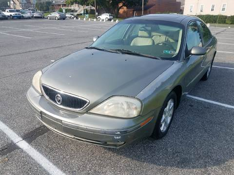 2001 Mercury Sable for sale in Allentown, PA