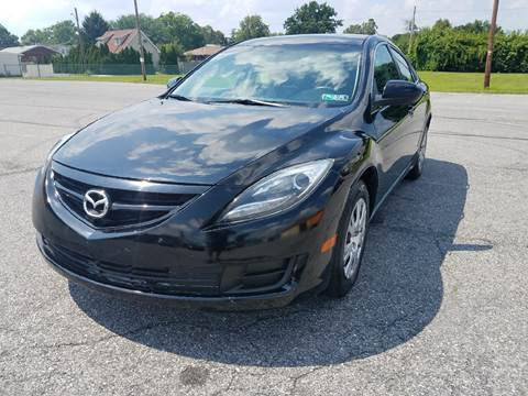 2011 mazda mazda6 for sale in pennsylvania. Black Bedroom Furniture Sets. Home Design Ideas