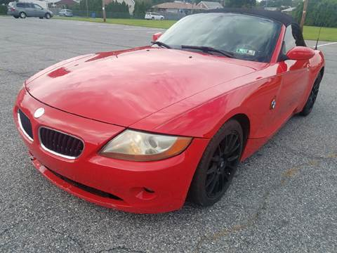 2004 BMW Z4 for sale in Allentown, PA