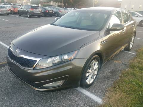2013 Kia Optima for sale at Capri Auto Works in Allentown PA