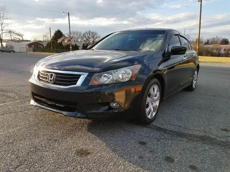 2008 honda accord ex l v6 4dr sedan 5a in allentown pa for Honda dealer allentown pa