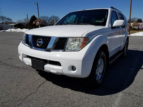 2007 Nissan Pathfinder for sale at Capri Auto Works in Allentown PA