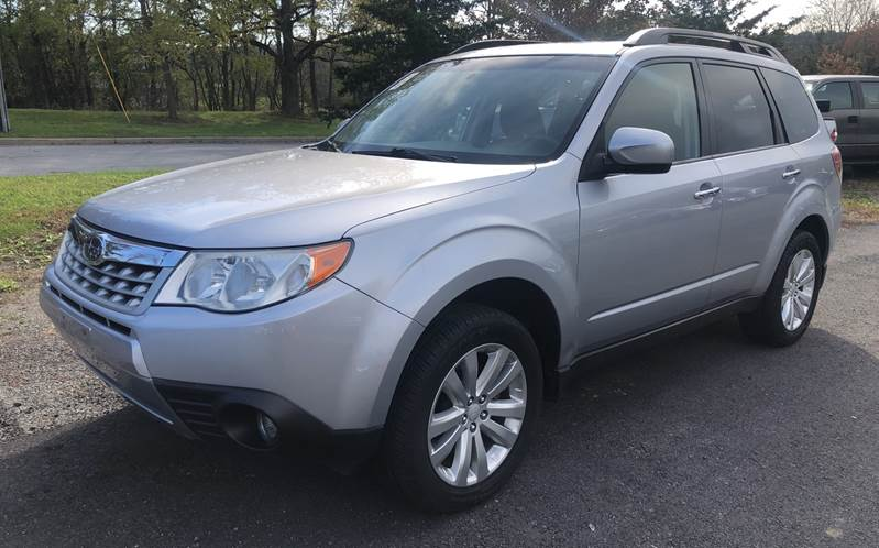 The Subaru Forester Has Gotten Some Minor Upgrades To Both Its