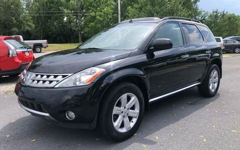 2007 Nissan Murano >> 2007 Nissan Murano For Sale In Florida Ny