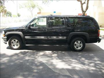 2003 Chevrolet Suburban for sale at AUTO IMAGE PLUS in Tampa FL