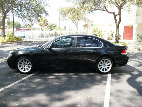 2003 BMW 7 Series for sale in Tampa, FL