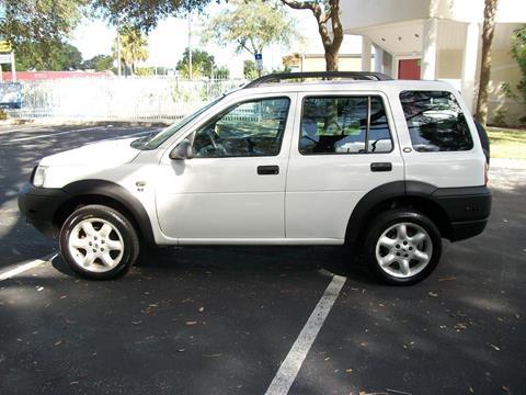 2003 Land Rover Freelander for sale in Tampa, FL