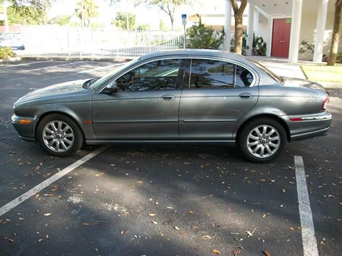 2002 Jaguar X-Type for sale in Tampa, FL