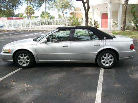 2002 Cadillac Seville for sale in Tampa, FL
