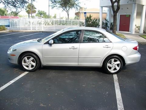 2004 Mazda MAZDA6 for sale in Tampa, FL