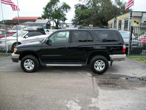 1999 Toyota 4Runner for sale in Tampa, FL
