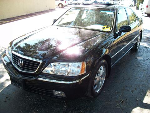 used 2003 acura rl for sale - carsforsale®