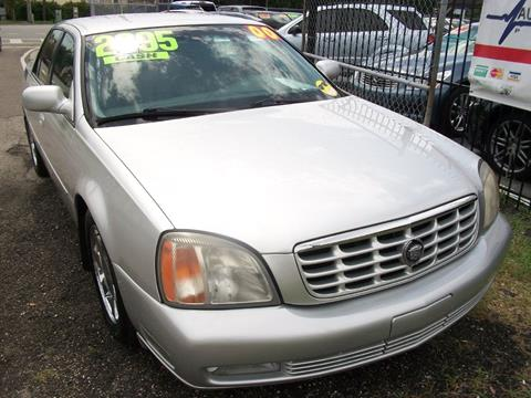 2000 Cadillac DeVille for sale in Tampa, FL