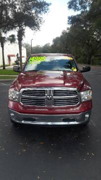 2014 RAM Ram Pickup 1500 for sale at AUTO IMAGE PLUS in Tampa FL