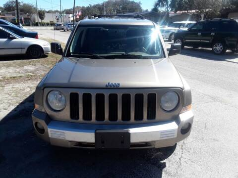 2007 Jeep Patriot Limited for sale at AUTO IMAGE PLUS in Tampa FL