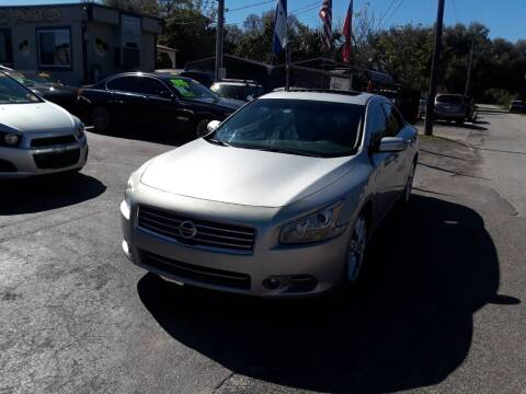 2009 Nissan Maxima for sale at AUTO IMAGE PLUS in Tampa FL