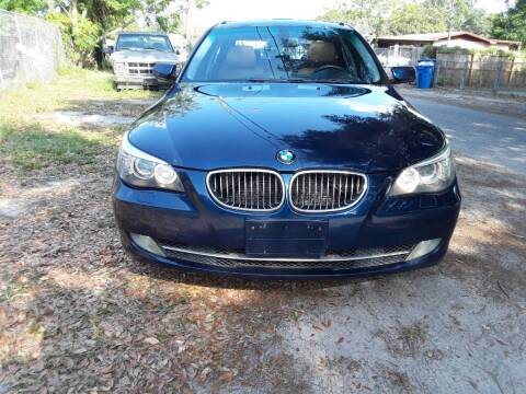 2008 BMW 5 Series for sale at AUTO IMAGE PLUS in Tampa FL
