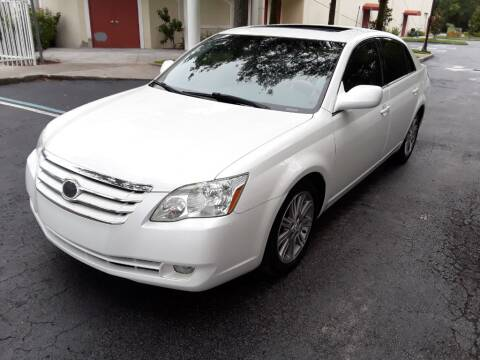 2006 Toyota Avalon for sale at AUTO IMAGE PLUS in Tampa FL