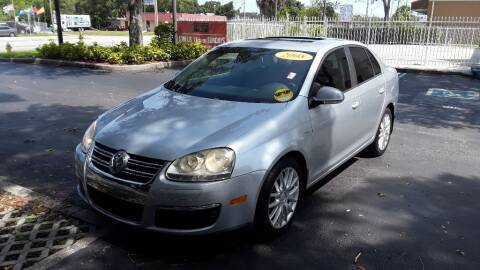 2008 Volkswagen Jetta for sale at AUTO IMAGE PLUS in Tampa FL
