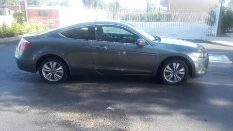2008 Honda Accord for sale at AUTO IMAGE PLUS in Tampa FL
