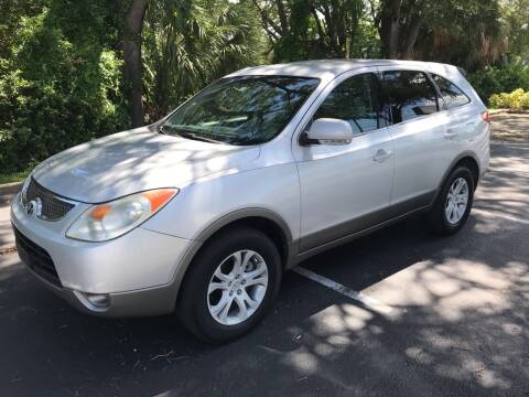2008 Hyundai Veracruz for sale at AUTO IMAGE PLUS in Tampa FL