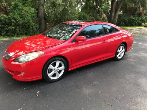 2004 Toyota Camry Solara for sale at AUTO IMAGE PLUS in Tampa FL