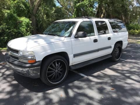 2003 Chevrolet Suburban for sale at AUTO IMAGE PLUS in Tampa FL