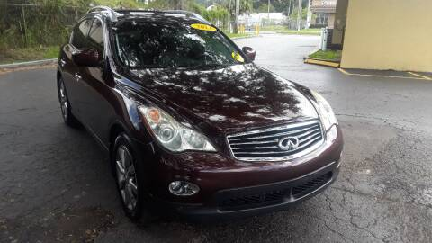 2011 Infiniti EX35 for sale at AUTO IMAGE PLUS in Tampa FL